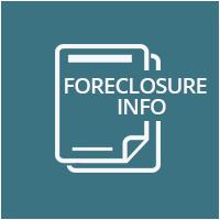 foreclosure info icon