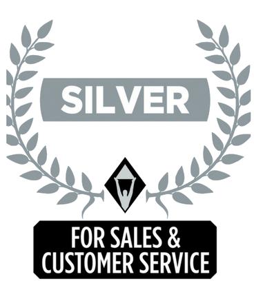 Stevie Silver Winner
