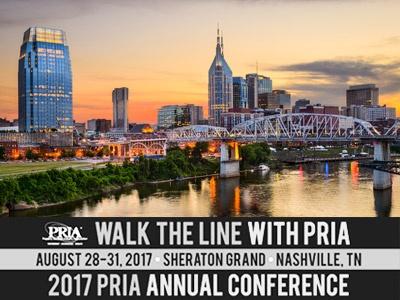 2017 PRIA Annual Conference
