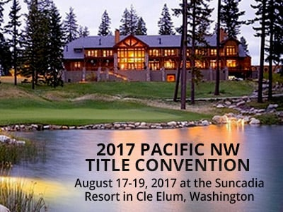 2017 Pacific NW Title Convention