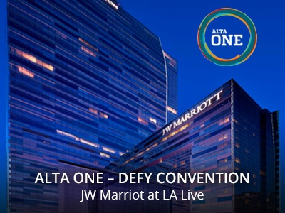 ALTA One ANNUAL CONVENTION 2018