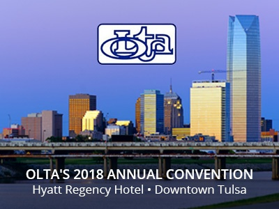 OLTA 2018 Convention - Oklahoma Land and Title Association