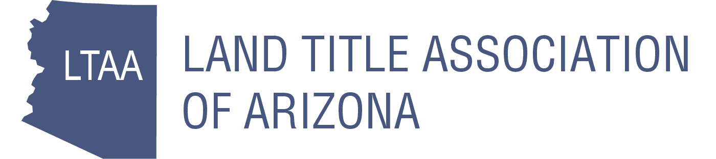 LAND TITLE ASSOCIATION OF ARIZONA CONVENTION