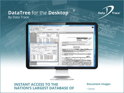 Data Tree for the Desktop by Data Trace
