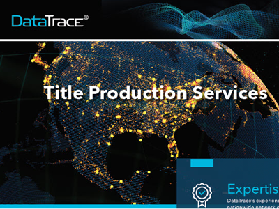 Data Trace Title Production Services