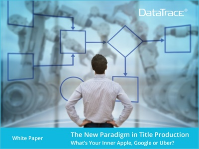 The New Paradigm in Title Production